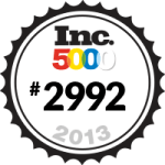 Inc. 5000 Badge