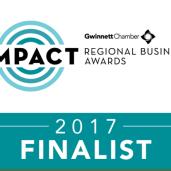 Impact Awards Finalist
