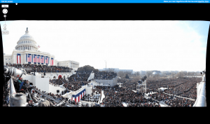 President Barack Obama's Inaugural Address by David Bergman