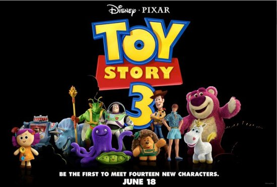Personatges Toy Story 3
