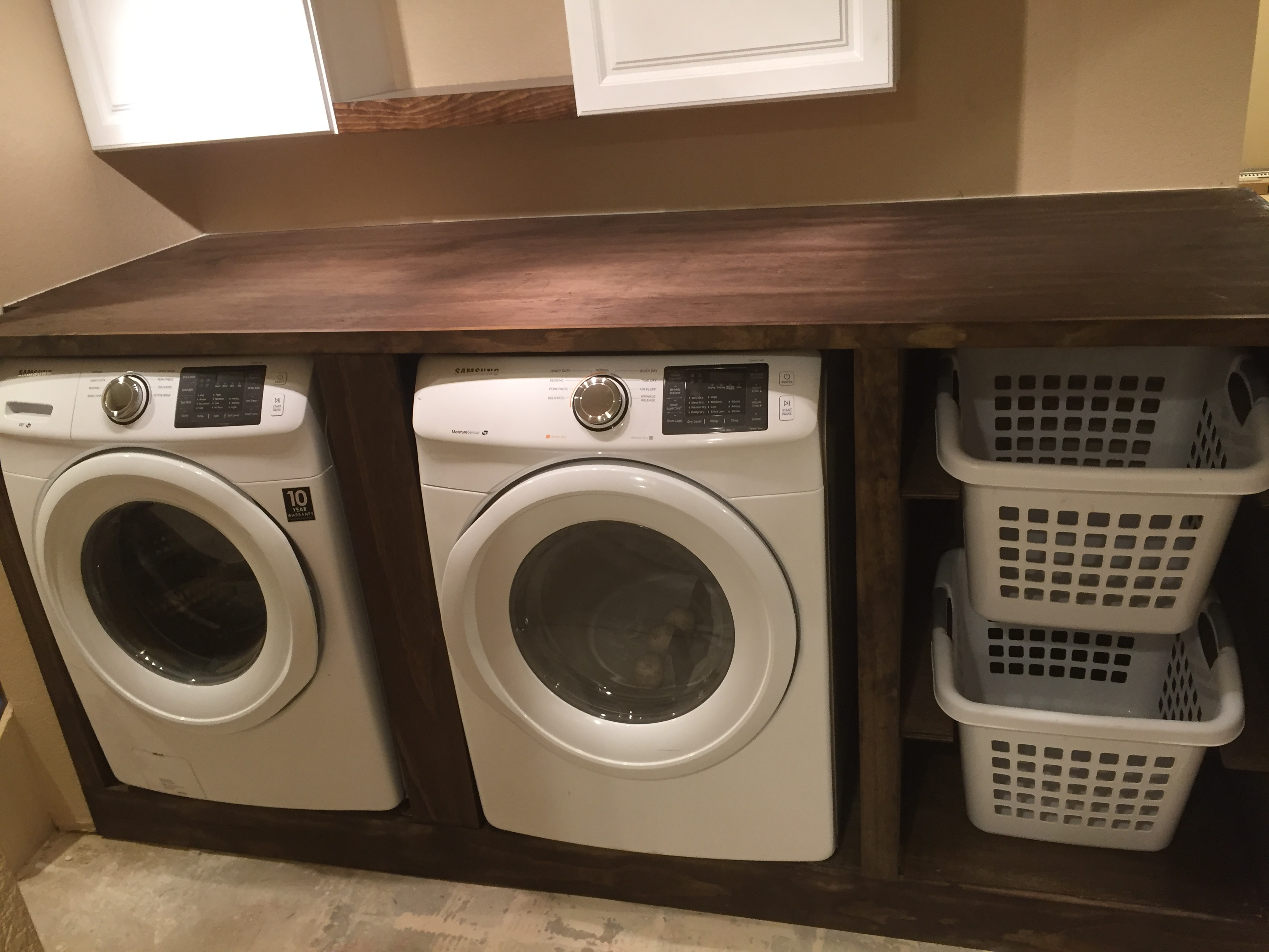 Laundry Room Remodeling – Farrell Construction and Remodel