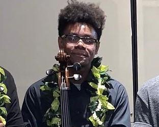Otis Cello Photo