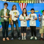11-year-old wins $100,000 scholarship and grants from Google for a doodle