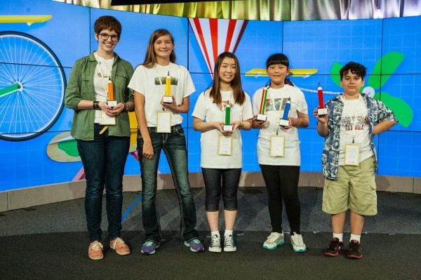 Doodle 4 Google national winners 2014