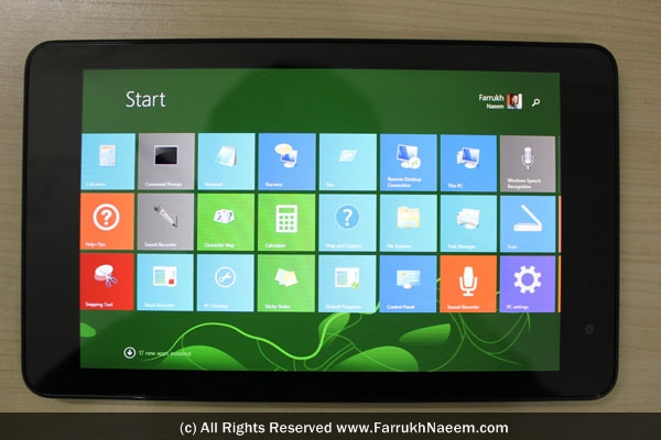 DELL Venue 8 Pro Review Dubai UAE 42