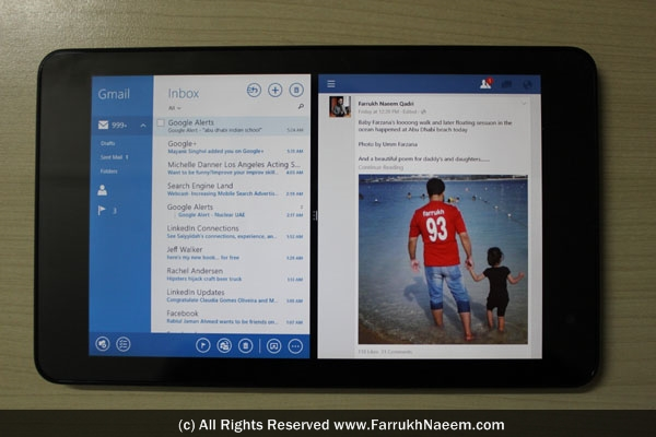 DELL Venue 8 Pro Review Dubai UAE 51