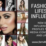Launched: Digital #Influencer Index in #luxury and #lifestyle - Huda Kattan from UAE leads on Instag...