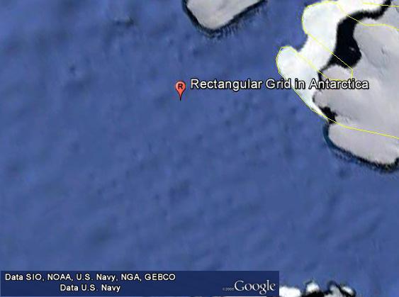 New Antarctica Anomaly Image