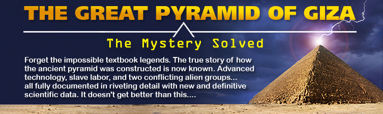Great Pyramid of Giza Project, The Farsight Institute