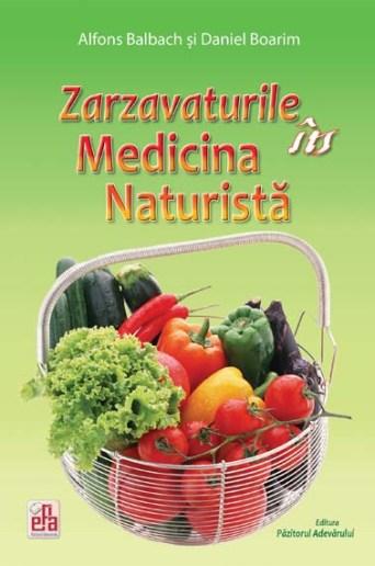 Zarzavaturile în medicina naturistă