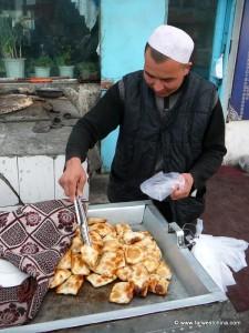 Samsa  Baked Uyghur Pies Xinjiangs Best Food