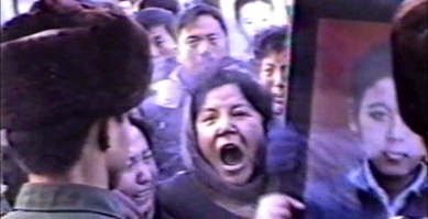 Parents distraught over their children lost in the Karamay Fire