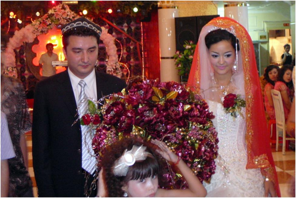 My Big Fat Uyghur Wedding: Reception [Videos]