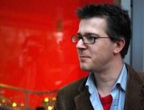 British author Nick Holdstock