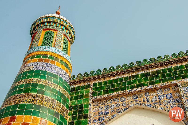 Kashgar's Apak Khoja Mausoleum | Traveler's Guide