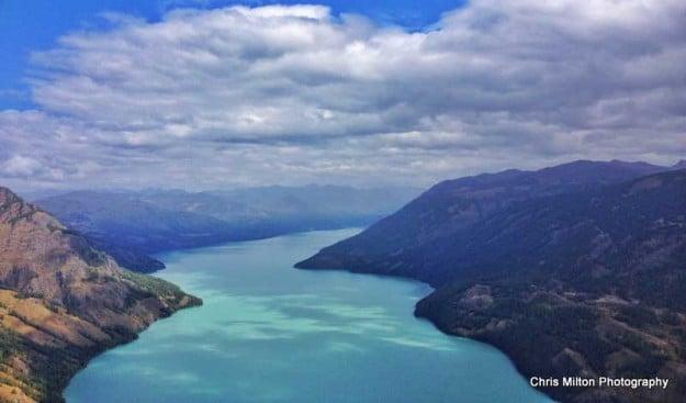 Kanas Lake, home to the famous Kanas Lake Monster!