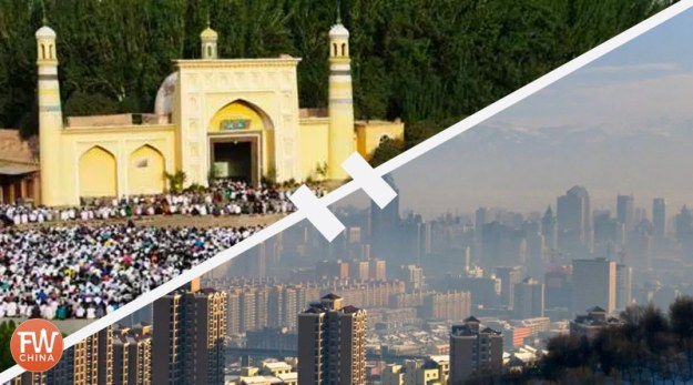 How to travel from Urumqi to Kashgar and from Kashgar to Urumqi.