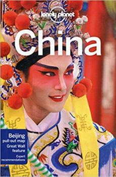 Lonely Planet China, 2017 edition