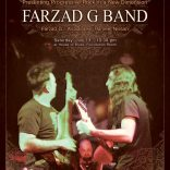 Farzad G band / July 2013 / House of Blues