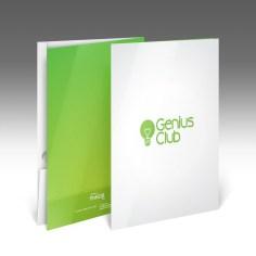 Genius Club insert folder