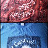 Tshirt design for Creativity subject
