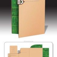 IIS folder and CD insert