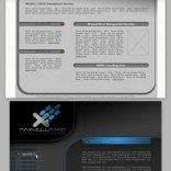 Landing pages for Maxwell Rand website / Management Services & Business Development