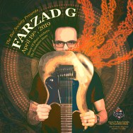 Farzad G at House of Blues / April 19, 2019