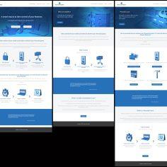 Personal Loans Solution website