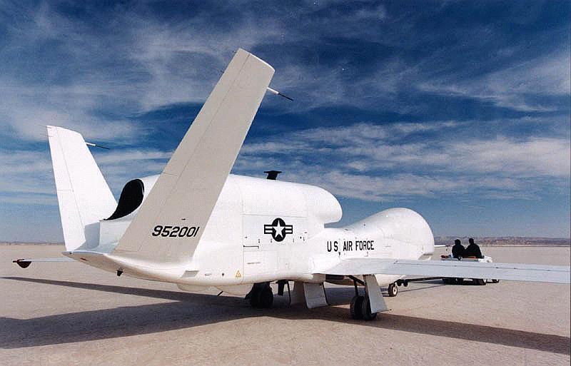 Global Hawk Tier II HAE UAV