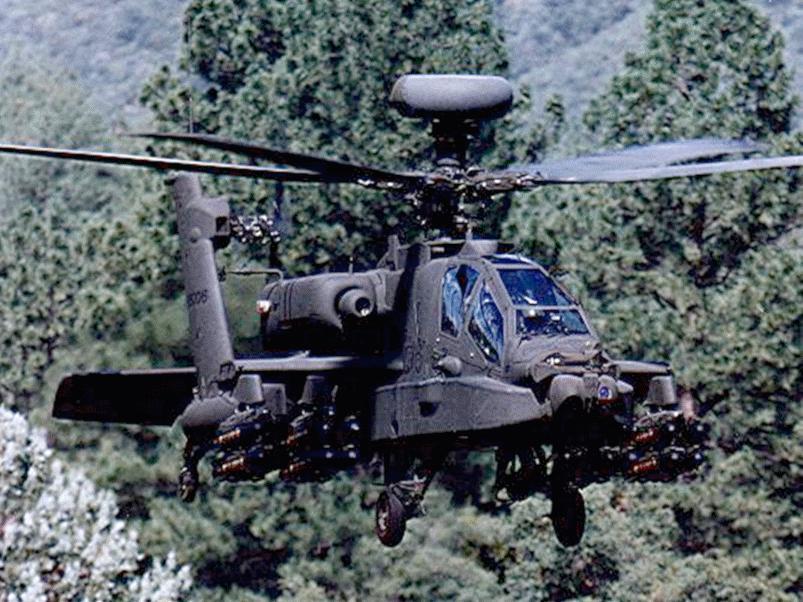Ah 64 Apache Military Aircraft
