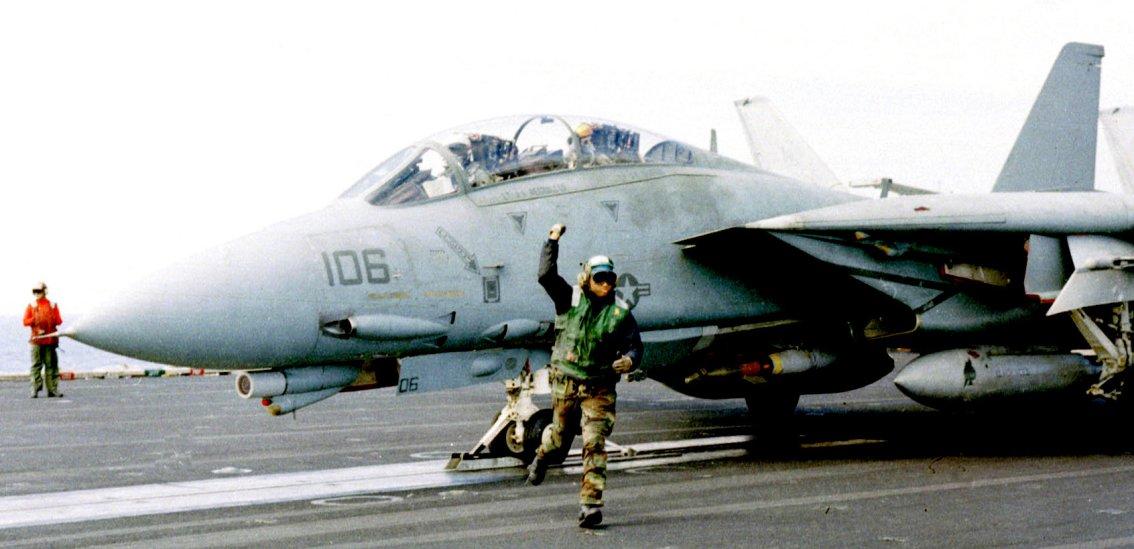 F-14熊貓式戰機的晚期 - 軍事討論 - 伊莉討論區