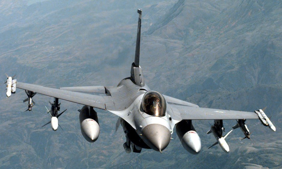 F-16 (http://www.fas.org)