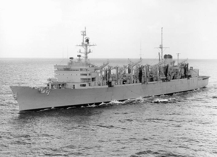 AOE1 Sacramento Fast Combat Support Ship  Navy Ships