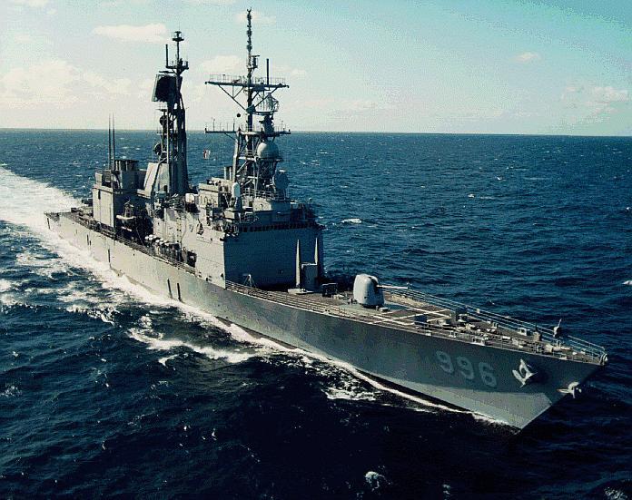 DDG993 KIDDclass  Navy Ships