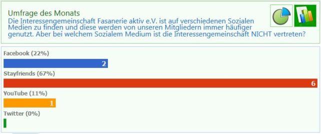 Umfrage Oktober 2013