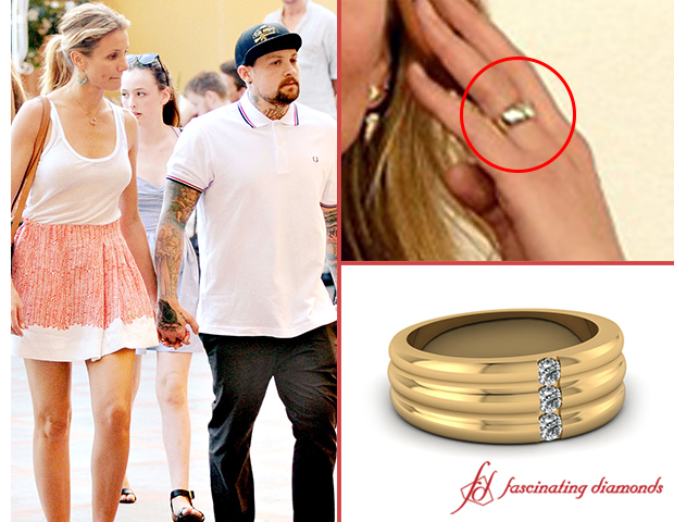 Its Official Cameron Diaz Married To Benji Madden Check
