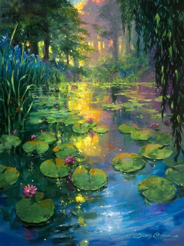 Art James Coleman Paintings