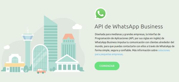 API de WhatsApp Business