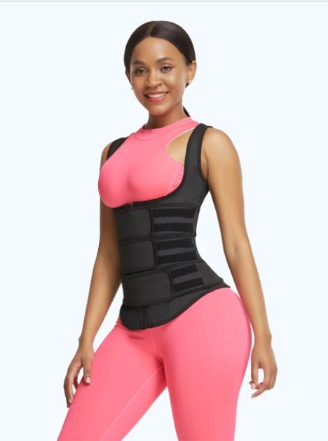 NeoSweat™ Sport Vest with Triple Belts