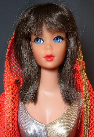 Vintage Dramatic New Living Barbie Doll Living Barbie Doll