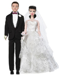 2009 Ken & Barbie Wedding Day Gift Set