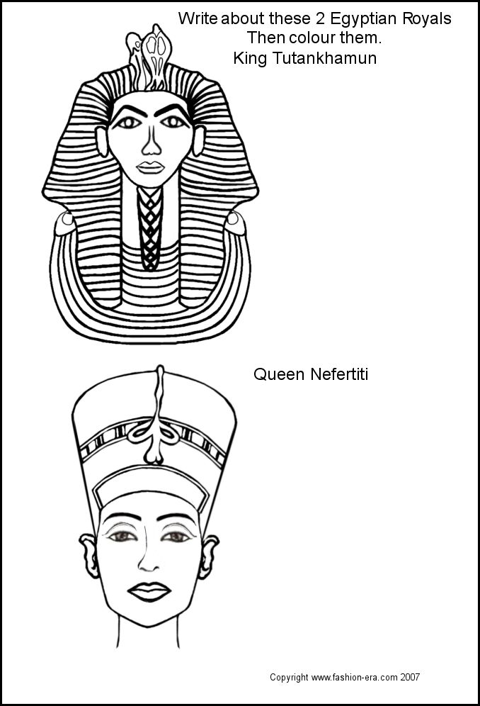 Gallery Black Egyptian Queen Drawing