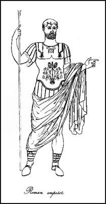 Styles of Roman Battle Dress for War in Costume History