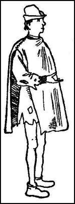 King Henry VII Costume