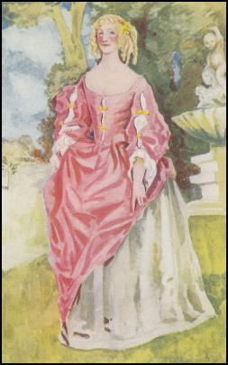 Jacobean Amp Stuart Womens Hairstyles And Headdresses 1485