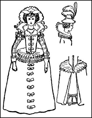 Tudor & Elizabethan Women's Hair and Headdresses 1485-1600