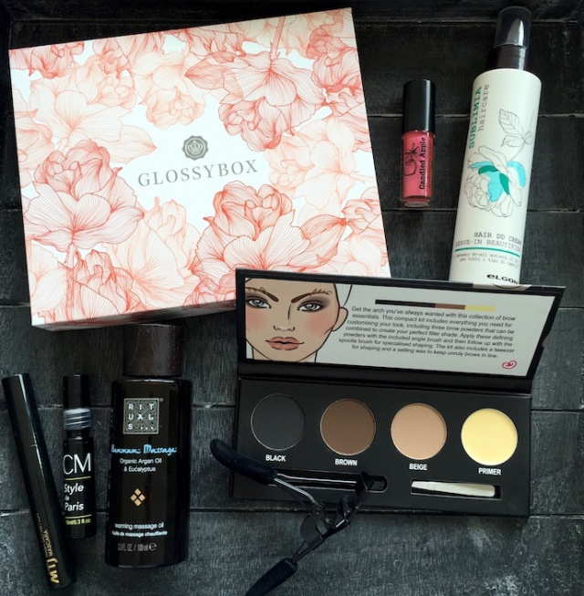 Beautybox_Glossybox_Muttertag_Edition_Inhalt