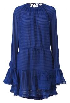 H&M_Studio_AW17_Colette__kleid_romantisch_dress_volants_rueschen_ruffles_blue_blau_9