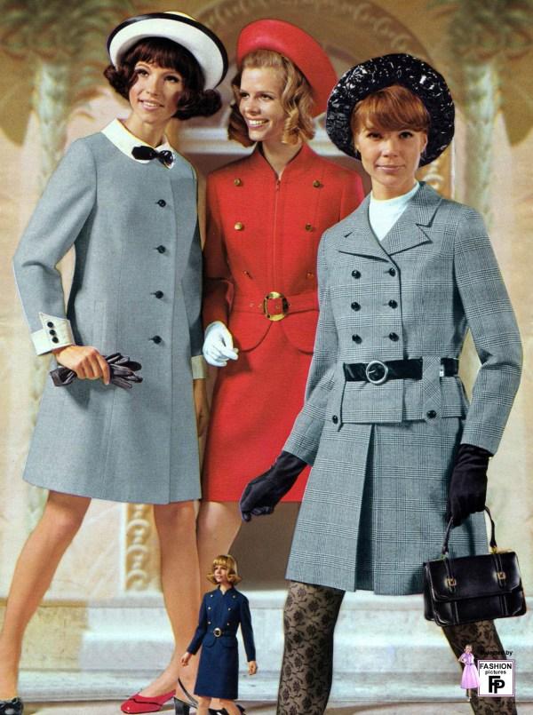 1960s Fashion. - Fashion